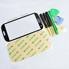Original Front Glass Screen Lens For Samsung Galaxy S3 SGH-T999 SGH-I747 & Tools