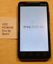 HTC Evo 4G - PC36100 / APA9292 - Sprint / Ting - MODERATE, Bad Speaker