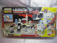 Very Rare Trans formers G1 Metro Plex  Takara from JAPAN 1986 Vintage