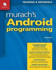 MURACH'S ANDROID PROGRAMMING - NEW PAPERBACK BOOK