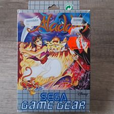 Sega Game Gear ► Disney 's Aladdin ◄ completamente & en embalaje original | top | rar
