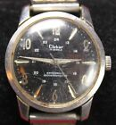 Clebar 17 Jewel Military Men's Watch - 17j - Wristwatch - Vintage - Parts/Repair