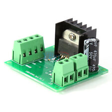 3A 75W PWM DC Motor Driver Module LMD18200T Speed Regulator Controller Board New