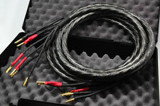 Bi-Wire Lautsprecherkabel W&M Audio LS-03 - 2x3,0m