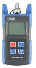 New  TL510C Optical Power Meter With FC SC Connector -50~+26 dBm for CCTV Test