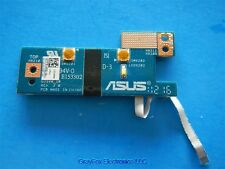 Asus G75 G75VW OEM Genuine Power Board Button 60-N2VSW1000-D01 69N0MBG10D01-01