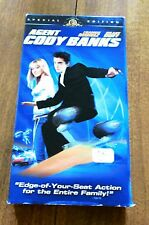 Agent Cody Banks (VHS, 2003, Special Edition Containing Deleted Scenes)