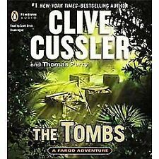 NEW The TOMBS Clive Cussler & Thomas Perry Unabridged Audio Book 9CDs $39.95MSRP