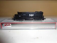 Atlas N Scale Norfolk & Western EMD GP 35 Loco #4635