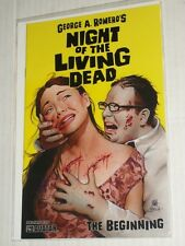 Avatar NIGHT OF THE LIVING DEAD #1 Painted Variant NM