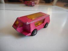 Corgi Juniors Wigwam-Van Camper in Pink