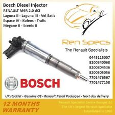 Brand New Renault Trafic II Fuel Diesel Injector - 0445115007 2.0 Dci M9R