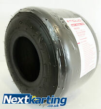 Mojo D2 Kart Rear Tyre - Senior -  Rotax Max - Yellow Barcode for UK