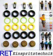Reparaturkit O-Ringe Filter Einspritzdüsen BOSCH 24 Teilig für 4 Zyl
