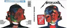 Metallica, Hardwired to self-destruct 3CD  (2016) CD BRAND NEW at Musica Monette