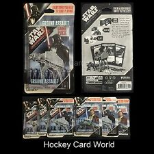 (HCW) Star Wars Ground Assault Pocketmodel TCG Game Pack - New with Backing