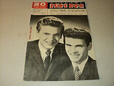 JUKE BOX 032 (1/6/59) EVERLY BROTHERS BRIGITTE BARDOT SERGE GAINSBOURG GRECO