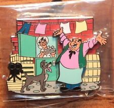 Disney Parks Walt's Classic Collection Lady & The Tramp Tony LE 1000 Pin