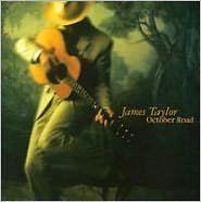 JAMES TAYLOR : OCTOBER ROAD (CD) sealed
