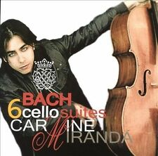 6 Bach Cello Suites, New Music