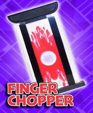 FINGER CHOPPER - LOCKING - MINI DISECTO MAGIC TRICK CUTTER CLOSE UP USA SELLER!