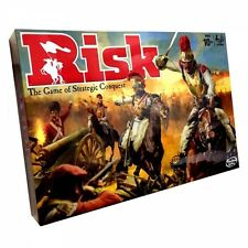 Risk Strategy Board Game Brand New