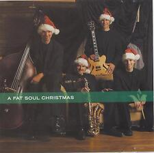A Fat Soul Christmas CD David Halliday Lone Peak Sound Used VGC