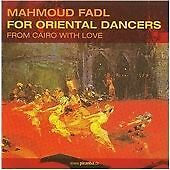 Mahmoud Fadl : For Oriental Dancers: From Cairo with Love CD (2007)