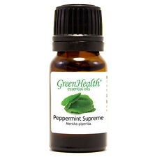 10 ml Peppermint Supreme (Mentha piperita) Essential Oil (100% Pure & Natural)