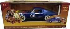 1:18 1968 Cooter's Mustang GT #00 CHASE The Dukes of Hazzard White Lightning