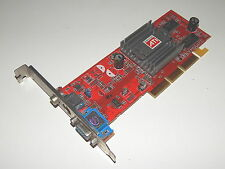 ATI RADEON SAPPHIRE 9250 se DDR TV DVI 128mb Scheda Grafica Video Graphic Card GPU