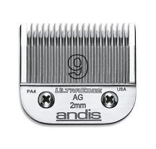 ANDIS ULTRAEDGE 9 CLIPPER BLADE. 2mm.