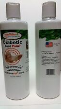Florida's Best 8oz Diabetic Foot Rub for neuropathy pain and numbness & swelling