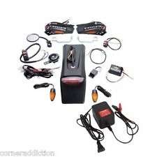Dual Sport Street Legal Lighting Kit Honda XR250R 400R 600R 350R 84-07 Enduro