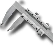 Nonius Präszisions Messschieber rostfreier Stahl 500mm