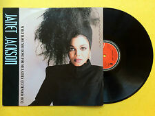 Janet Jackson - What Have You Done For Me Lately (Extended) A&M AMY308 Ex+ A1/B1