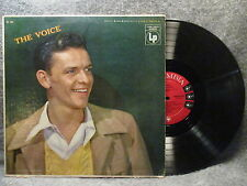 33 RPM LP Record Frank Sinatra The Voice Columbia Records CL 743