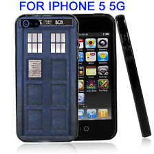 Tardis Police Call Box For Iphone5 5G Case Cover