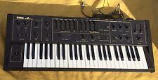 Korg Delta DL-50 Analog Synth Synthesizer Keyboard Vintage