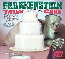 Frankenstein Takes the Cake-ExLibrary