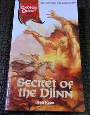 Al-Qadim Endless Quest Secret of the Djinn 8090 Jean Rabe