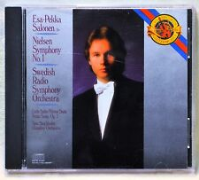 Nielson Symphony No 1 Esa-Pekka Salonen CD NM Swedish Radio Orchestra Clean Disc