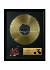 """RGM1065 Buddy Holly That'll be the Day Gold Disc 24K Plated LP 12"""""""
