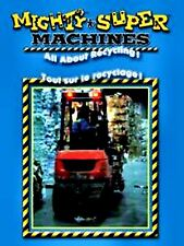 Mighty Machines - All About Recycling (BRAND NEW FRENCH & ENGLISH DVD!)