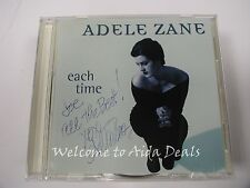 (Signed)  Each Time by Adele Zane The Orchard records