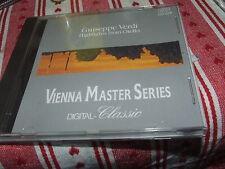 Guiseppe Verdi - Highlights from Otello CD