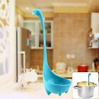 Cute Nessie Soup Ladle Loch Ness Monster Design Upright Dinosaur Spoon