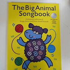 songbook THE BIG ANIMAL SONGBOOK , Wise