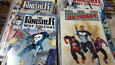 from Marvel Avengers Comic PUNISHER WAR JOURNAL  lot 1-52 61-64 nm bagged