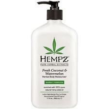 Hempz Coconut & Watermelon Herbal Soothe & Moisturise Tanning Lotion - 500ml